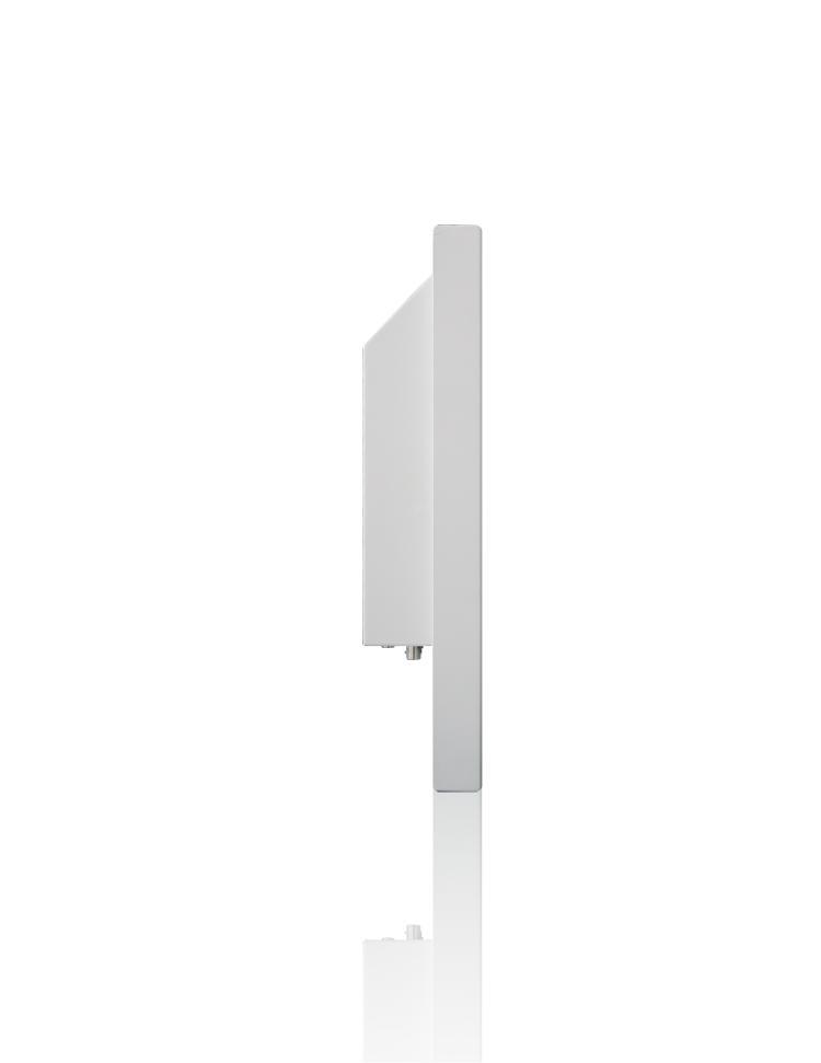 Monitor medicale FSN 19 pollici - vista laterale