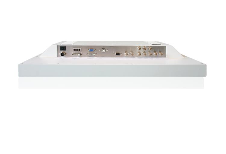 Monitor sala operatoria FSN 24 pollici - vista da sotto