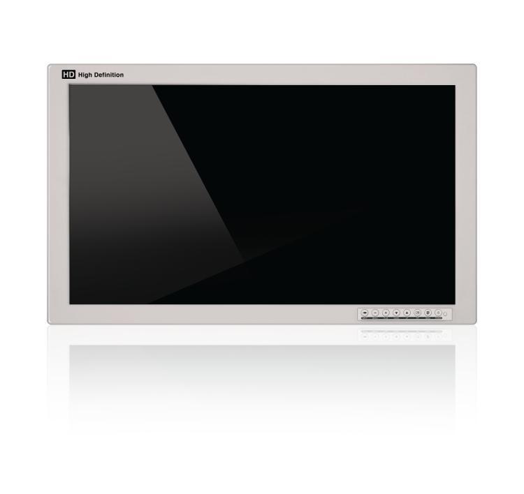 Monitor per sala operatoria FSN 32 pollici - da davanti