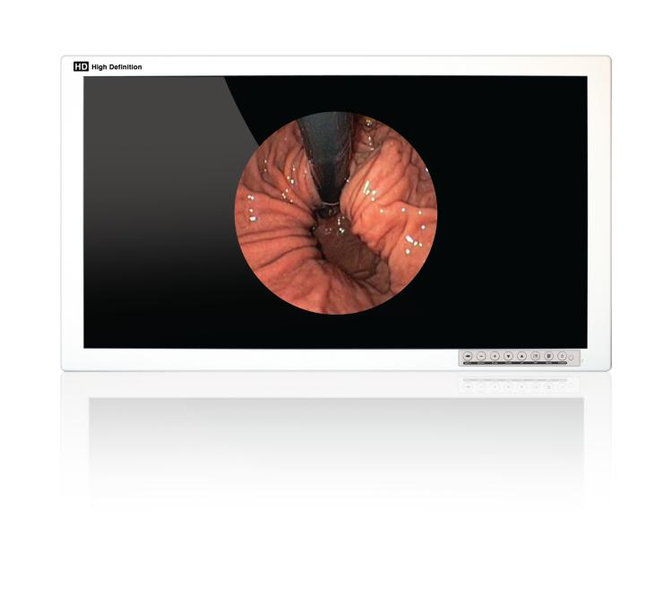 Display medicale FSN 42 pollici - di fronte
