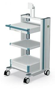 Immagine del carrello medicale Classic-Cart