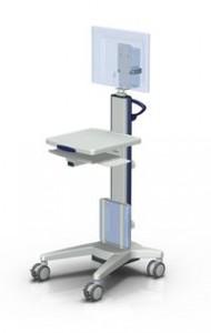 Immagine del carrello medicale Vexio-Cart