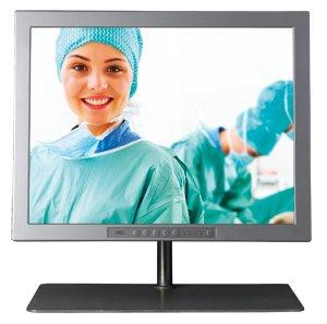 """Sistema compato per ambienti medicali, monitor 21"""""""