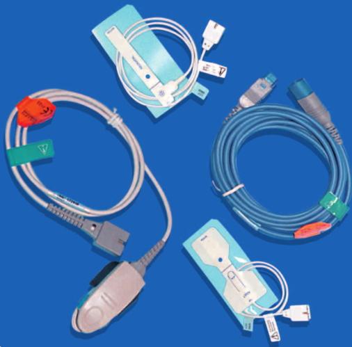 Sensori SpO2 e prolunghe