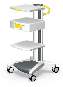 Immagine del carrello medicale Pro-Cart