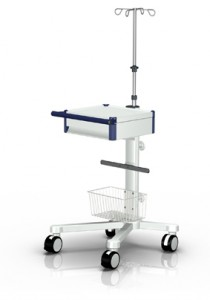 Immagine del carrello medicale Uni-Cart