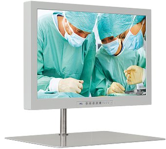 Sistemi sanificabili IP65 per sala operatoria, display 24