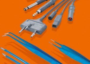 Cavi e pinze elettrochirurgiche