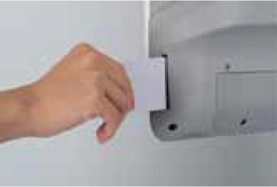 Smart Card panel pc medicali