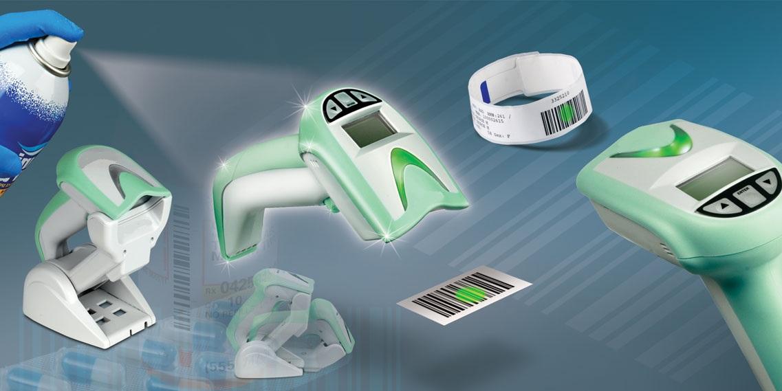 barcode 1D e 2D per sistemi IT medicali